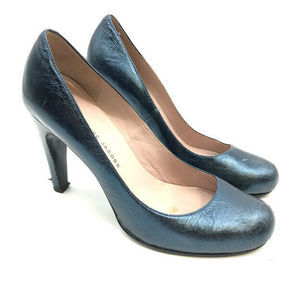 Marc by Marc Jacobs Pumps 36.5 / 6-6.5 Metallic